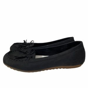 Cliffs by White Mountain Blue Flats/Loafers SZ 9.5